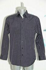 chemise violette rayée EDEN PARK towm line taille 42 fr 17 EXCELLENT ÉTAT