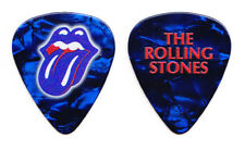 Rolling Stones Keith Richards Blue Pearl Guitar Pick - 2018 No Filter Tour