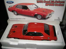 CLASSIC 1//18 FORD XA FALCON PHASE IV GT-HO 4dr SEDAN  RED  #18677 AWESOME MODEL