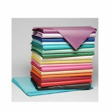 10PCS BUNDLE SHEETS ACID FREE TISSUE PAPER VARIOUS COLOUR 50*35CM 50*75cm