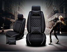 Newly car seat cover Comfortable Durable Leather5-Seats For Interior Accessories