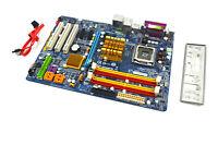 Gigabyte GA-965P-DS3 LGA775 DDR2 ATX Mainboard mit Blende und SATA Kabel