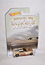 HW 2016 STAR WARS PLANET SERIES JAKKU Wal-Mart Exclusive Torque Screw 8/8 DJL04