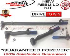 LIFETIME Chassis Rebuild Kit Ford F250 F350 Super Duty 4x4 Tie Rod Link 05-07