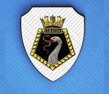 HMS CURACOA WALL SHIELD