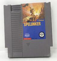 Spelunker (Nintendo Entertainment System NES) Cart Only