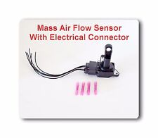Mass Air Flow Meter Sensor With Electrical Connector For MAZDA 2 3 5 6 CX7 MX5&