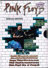 "PINK FLOYD ""SPECIAL EDITION"" [4 DVD'S]. REGION 1 & 4 ENGLISH AUDIO"