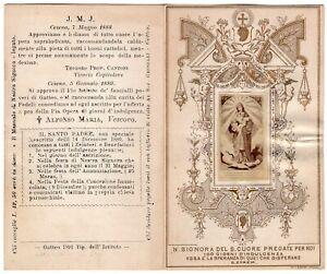 Santino di Nostra Signora del Sacro Cuore di Gesù