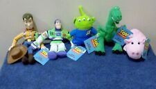 Lot Of 5 Disney Pixar Toy Story Mini Biddies