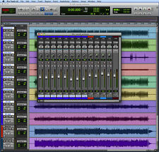 AVID digidesign | ProTools LE 8 software download & activation, WIN7/8/10&MAC