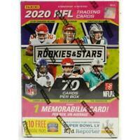2020 Panini Rookies & Stars Football Blaster Box
