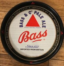 """Metal Bass Beer Tray Nos 13 """" Across"""