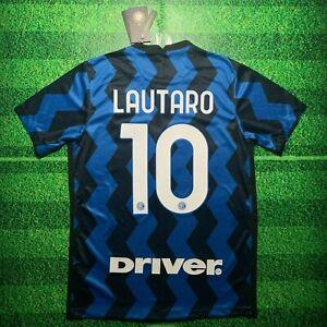 Lautaro Martinez Inter Milan 20/21 Home Jersey