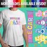 We Care Bears Grumpy Funshine Cheer Share Bear Love Unisex Mens Tee Crew T-Shirt