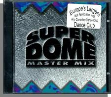 Super Dome Master Mix - New 1995, 19 Track Various Artists Dance CD!