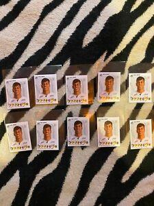Kaio Jorge Rookie Sticker Lot of 10x Brasileiro 2020 Juventus Player