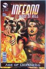 Zenescope Comics Grimm Fairy Tales Inferno Rings of Hell # 3B 2014 NM