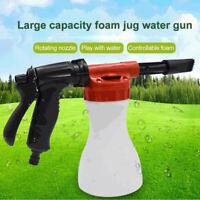 800ml Car Washing FoamGun Car Lance Car Water Soap Shampoo Sprayer FoamGun v