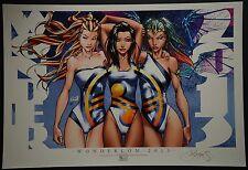 Michael Turner Aspen Art Print WonderCon 2013 Limited to 125