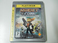 Ratched & Clank - Tools of Destruction - PS3 - Playstation 3 - CIB - OVP - Neu !