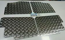 Polaris Ranger XP1000 and XP 900 Crew Cab Floor Boards Mats 2017 NEW  5 BAR