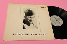 CANTOR HYMAN MILLMAN LP COUNTERPOINT ESOTERIC RECORD ORIG USA '70 EX