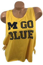 Victoria's Secret PINK U Of M Michigan Tank Top Size Large