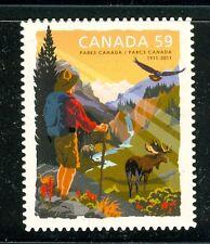 Canada #2470i 2011 Parks Canada Die Cut MNH