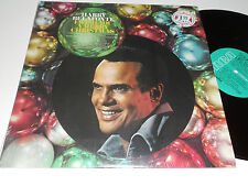 HARRY BELAFONTE M- I Wish You A Merry Christmas In shrink DRL1-0068 RCA