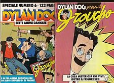 \ DYLAN DOG SPECIALE n° 6 CON ALLEGATO  -1992 ///