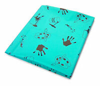 Craft & Painting Table Cover Messy Mat Protect Furniture 1.5 metres Square Z1022