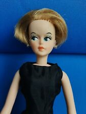 1963 American Character Tressy Doll In Elegant Cocktail Style Dress