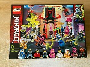 Lego® (71708) Ninjago Marktplatz Neu & Originalverpackt