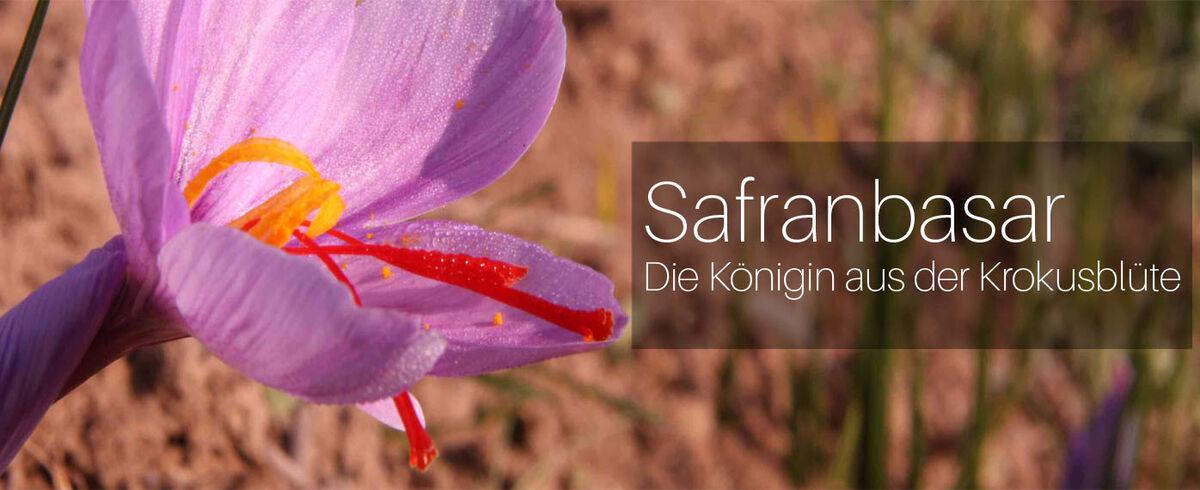 Safranbasar Premium-Qualität