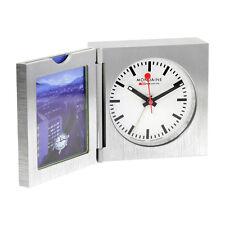 Mondaine White Dial Unisex Desk Clock A992.SQTR.16SBB