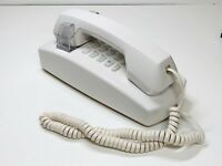 Vintage Radio Shack 43-3260 Push Button Wall Mount Telephone Corded - UNTESTED