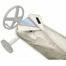 Swimming Pool Solar Blanket Reel Roller Protective Winter Summer Cover