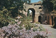 Ruined Arch Royal Botanic Gardens Kew Postcard unused VGC