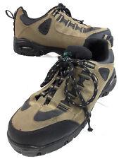 Wrangler Work Wear Steel Toe Shoes boots Oil Resistant 46751 Men's Size 8.5 US