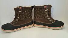 CROCS Women's Multi Color Ankle Boots Size 6