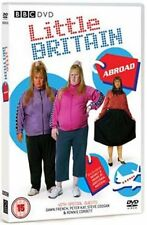 Little Britain Abroad DVD Brand New and Sealed