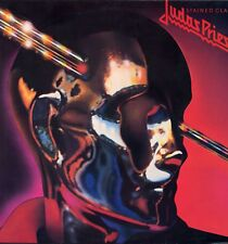 """JUDAS PRIEST """"STAINED CLASS"""" ORIG HOLL 1978  """"BEYOND THE REALMS OF DEATH"""""""