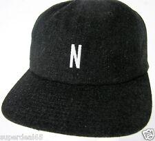 Neff Baseball Neff Salesman Cap Sydicate Black Neff Headwear Neff Cap