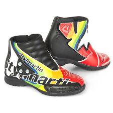 Stylmartin Speed S1 Jr - Multicolour Kids Minimoto Boots