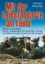 """Niederleig: Mit der 1. Panzerdivision Leibstandarte & 25. """"Hunyadi"""" am Feind NEU"""