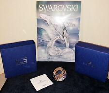 SWAROVSKI CRYSTAL SOCIETY SCS Chaton  Paperweight 1096758 BNIB 2012