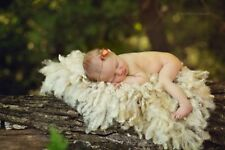 Tutorial Newborn prop: Curly layer making Pattern & video by FeltSoapGood