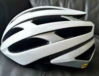 Bell Stratus Float Mips Bike Cycling Helmet Size M 55-59cm White Matte W/ Silver