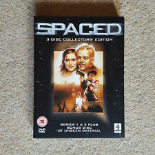 Spaced - Definitive Collectors' Edition [3 x DVD Series 1 & 2] Pegg Stevenson